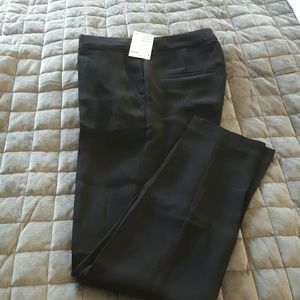 H&M Slim ankle trouser sz 2 new